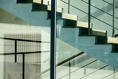 'Life's Illusions' (Canadapt) Tags: window stairs railing reflection double colares portugal canadapt