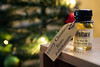 Whisky Santa (Number Johnny 5) Tags: dram bokeh tamron d750 nikon drink single 2470mm benriach bottle santa malt whisky dof light