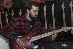gitarist_NAMM2017 (Lyutik966) Tags: namm2017 music exhibition guitarist guitarworld instrument moscow russia man people musician art creativity