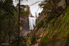 Vernal Falls (buffdawgus) Tags: california canon1585mmusmis canon7d landscape lightroom6 mercedriver nationalpark sierranevadarange topazsw vernalfalls waterfall yosemite yosemitenationalpark