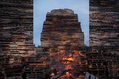 Bonfire Scheveningen 2018 (Maurits Verbiest) Tags: bonfire vreugdevuur scheveningen thehague vuur fire
