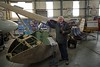 57 years later! (Keith Coldron) Tags: glider t21 slingsby sth yorks air museum doncaster memories