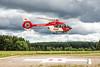 Christioph 11 startet zu einem Einsatz (Foto Michael Häfner) (DRF Luftrettung) Tags: landeplatz hubschrauber h145 christoph11 stationvillingenschwenningen drfluftrettung luftrettung
