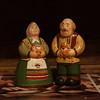 Old man and old woman (oxananosach) Tags: helios44 canon20d canon гелиос44 керамика ceramics ceramiche nonno nonna bellissimo colorato дедушка бабушка grandfather grandmather