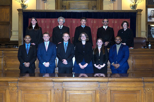 Moot Court Competition 2018