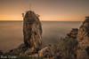 Peschici (paolotrapella) Tags: peschici puglia longexposure mare seascape roccia rocks monolite monolith