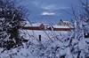 winter setting (Sundornvic) Tags: snow farm winter white countryside nature hedges gates shropshire