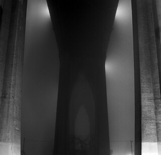 Cathedral of fog