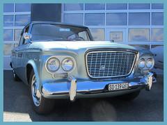 Studebaker Lark VI (v8dub) Tags: studebaker lark v i 6 schweiz suisse switzerland langenthal american pkw voiture car wagen worldcars auto automobile automotive old oldtimer oldcar klassik classic collector