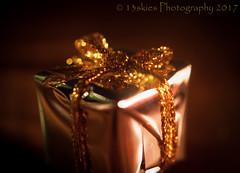 One Little Gift (HMM) (13skies) Tags: gift macro monday candlelight candle fun challenge macromondays close lowlight happymacromondays litbycandlelight sonyalpha100