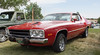 1974 Plymouth Roadrunner (coconv) Tags: car cars vintage auto automobile vehicles vehicle autos photo photos photograph photographs automobiles antique picture pictures image images collectible old collectors classic blart 1974 plymouth roadrunner road runner 74 mopar muscle red