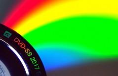 DVD Rainbow (dbourdon47) Tags: pentax dicdec2017 day22
