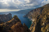 Aeolian Islands (Salvo.do) Tags: aeolian lipari islands sicily italy discover explore travel landscape nature sky clouds sea blue colors pentax k5 18 55 wr hoya nd pro 100