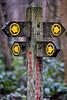 365-358 Path Post (ianbartlett) Tags: outdoor signpost merry christmas