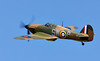 Hurricane (Bernie Condon) Tags: aircraft plane flying aviation hawker hurricane warplane fighter raf royalairforce fightercommand ww2 battleofbritian military preserved vintage