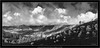 La Palma, stitch of 5 images, Nikon D70 with Nikkor 24-120/4@45mm, 720nm IR filter (Dierk Topp) Tags: bw himmel ir nikkor241204 canaryislands clouds infrared lapalma monochrom nikond70 sw trees wolken wood islascanarias