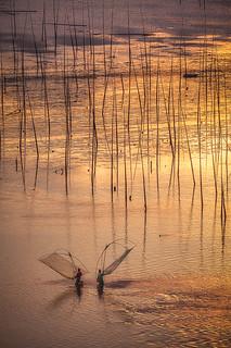 Sunrise in XiaPu