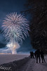 2018 fireworks (boze610 [ GRocca Photo ] ( travel and nature )) Tags: switzerland svizzera engadin engadina sanktmoritz stmoritz graubunden fireworks fuochidartificio 2018 happynewyear greatphotographers groccaphoto people evening persone sera notte spettacolo show trees tourism tourist travel winter inverno lake lago boom couple coppia stolenmoment attimirubati snow neve canoneos700d night notturna notturno nightphotography light