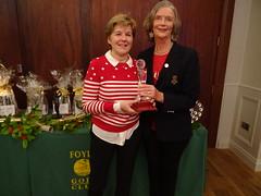 Annual Prize Presentation Lorna Thompson Trophy