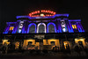 2018 New Year Eve Denver Union Station (Steve S. Yang) Tags: denver union station train amtrain lodo downtown