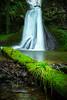 Wasserfall (cloodwilda) Tags: wasser water nature natur green langzeitbelichtung longexposure weldingglass outdoor
