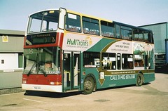 img2716  YX 51 AYA Hull 24-9-05 (marktriumphman) Tags: volvo plaxton b7tl east yorkshire hull trains