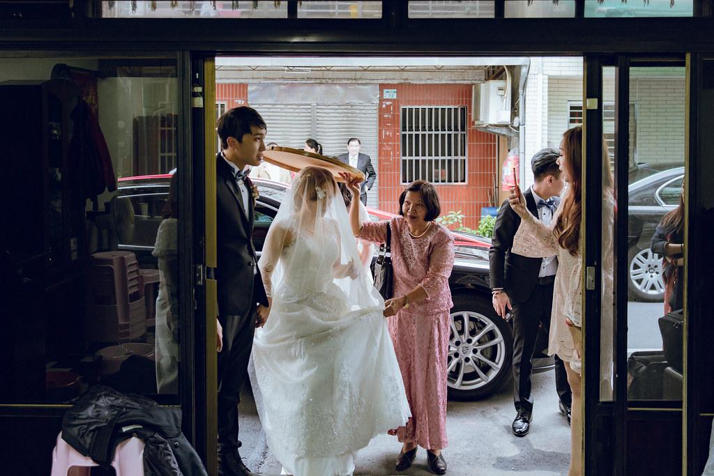 [台北婚禮] Hank&Ruth新莊終身大事