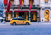 Empty your cup and start over! (RomanK Photography) Tags: manhattan nyc newyorkcity streets blizzard bombcyclone city snow snowstorm sonyalpha taxi winter yellow yellowcab