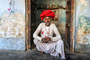 rajasthan - india 2018 (mauriziopeddis) Tags: rajasthan india asia jodhpur jaisalmer ritratto portrait people street home red house village door canon mccurry he