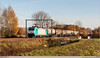 LINEAS 2834 @ Linkhout (Wouter De Haeck) Tags: belgië belgique belgien infrabel l35 hasselt leuven limburg linkhout lummen lineas hle28 br186 bombardier traxx f140ms f140ms2 atc alphatrains cargo güterzug keteltrein kesselwagen ludwigshafen ludwigshafenrhein ludwigshafenrheinrhb antwerpen antwerpennoord