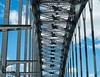 links (Wanda Amos@Old Bar) Tags: sydney wandaamos architecture bridge lines patterns trusses urbanfragments