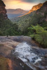 The Majestic Jamison Valley || BLUE MOUNTAINS || AUSTRALIA (rhyspope) Tags: australia aussie nsw new south wales blue mlountains katoomba leura wentworth falls rhys pope rhyspope canon 5d mkii jamison valley trees forest national park nature landscape sandstone cliff creek stream waterfall
