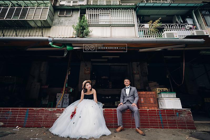 拍婚紗,剝皮寮,菜市場,婚紗攝影,玩拍婚紗