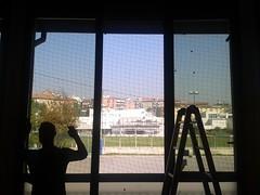 """15.10.2017 Oratorio ecologico;nuovi serramenti con taglio termico e doppi vetri a bassa emissione • <a style=""""font-size:0.8em;"""" href=""""http://www.flickr.com/photos/82334474@N06/38234456645/"""" target=""""_blank"""">View on Flickr</a>"""