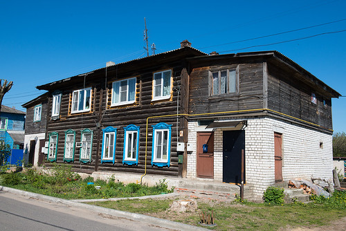 Old house. Murom
