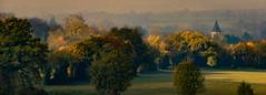 Light on canvas (Jean-Luc Peluchon) Tags: fz1000 lumix peinture paint color couleur pastel leverdesoleil sunrise sunset automne autumn panoramic panoramique landscape paysage