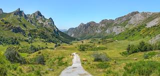 Ruta Valle del Lago // Parque Natural de Somiedo) - Panoramica