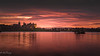 Linlithgow Loch Sunset (Paul S Ewing) Tags: linlithgow palace sunset scotland uk loch colour
