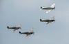 Supermarine Spitfire's (Boushh_TFA) Tags: supermarine spitfire lf mk vb ep120 ae a ix mh434 b zd ixc mk732 3w 17 hf ixe rr232 oostwold airshow 2017 airport oldambt ehow nederland netherlands nikon d600 nikkor 300mm f28 vrii rab
