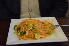DSC_7246 Brigg North Lincolnshire The White Hart English Pub Prawn Pad Thai Noodles (photographer695) Tags: brigg north lincolnshire the white hart english pub pad thai noodles prawn