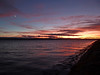 Sunset (eric robb niven) Tags: ericrobbniven scotland dundee river tay landscape winter clouds