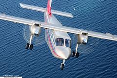 G-JSAT - Britten-Norman BN-2T Islander - Britten-Norman (KarlADrage) Tags: gjsat brittennorman bn2t islander bn2tislander airtoair a2a loch scotland