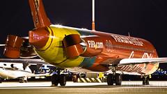 OY-RUE (tynophotography) Tags: danish air transport mcdonnell douglas md83 oyrue fifa livery ams eham