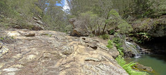 Nattai Creek _15 (Tony Markham) Tags: fortyfootfalls 40footfalls lakealexandrareserve nattaicreek creek waterfall falls sourthernhighlands bushwalk walk