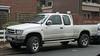 Hilux (Schwanzus_Longus) Tags: delmenhorst german germany japan japanese car vehicle pickup pick up truck extendet cab toyota hilux