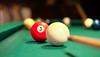 n°3 (Sam_samy) Tags: billard pool table room american 3 bokeh ball 35mm