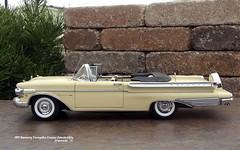 1957 Mercury Turnpike Cruiser Convertible (JCarnutz) Tags: 124scale diecast danburymint 1957 mercury turnpikecruiser