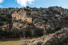 Eemita de San Saturio, Soria (Jose Antonio Abad) Tags: duero joséantonioabad arquitectura pública soria naturaleza río agua paisaje españa castillayleón es