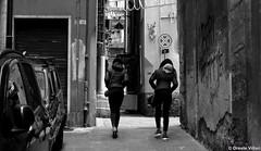 Vico Agnello (Oreste Villari) Tags: canon g1x genoa genova street art urban life smile bw colours vicoli caricamento banchi sarzano maddalena pre campo deandrè mazzini garibaldi colombo writers arte