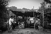 A moment in the afternoon (Hiro_A) Tags: dhaka bangladesh mono bw blackwhite people sony rx100m3 tongi